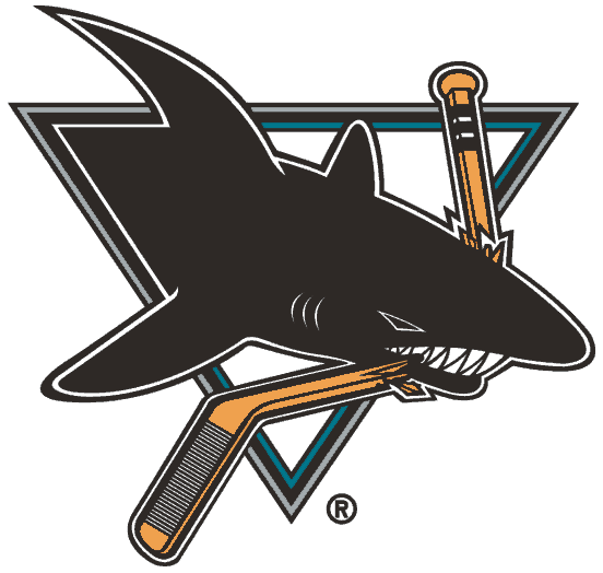 new style 947ce 94ac7 Was There Hidden Symbolism In The Original San Jose Sharks Logo?