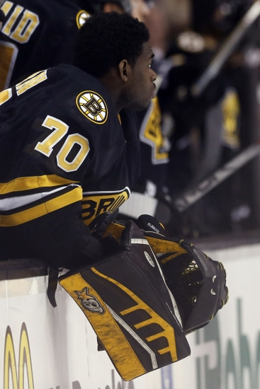 Malcolm Subban To Debut For The Bruins Tonight