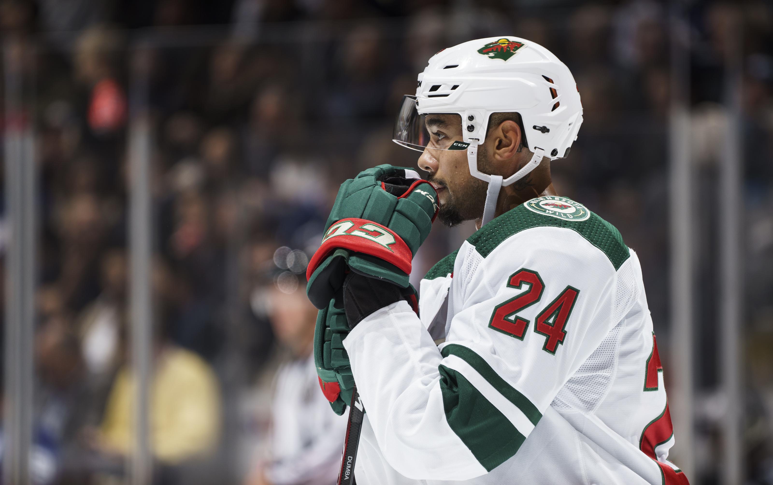 Nhl Trade Rumors Toronto Maple Leafs Pursuing Matt Dumba