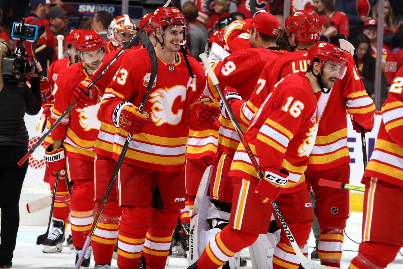 Stanley Cup Playoffs Calgary Flames Vs Winnipeg Jets Series Preview