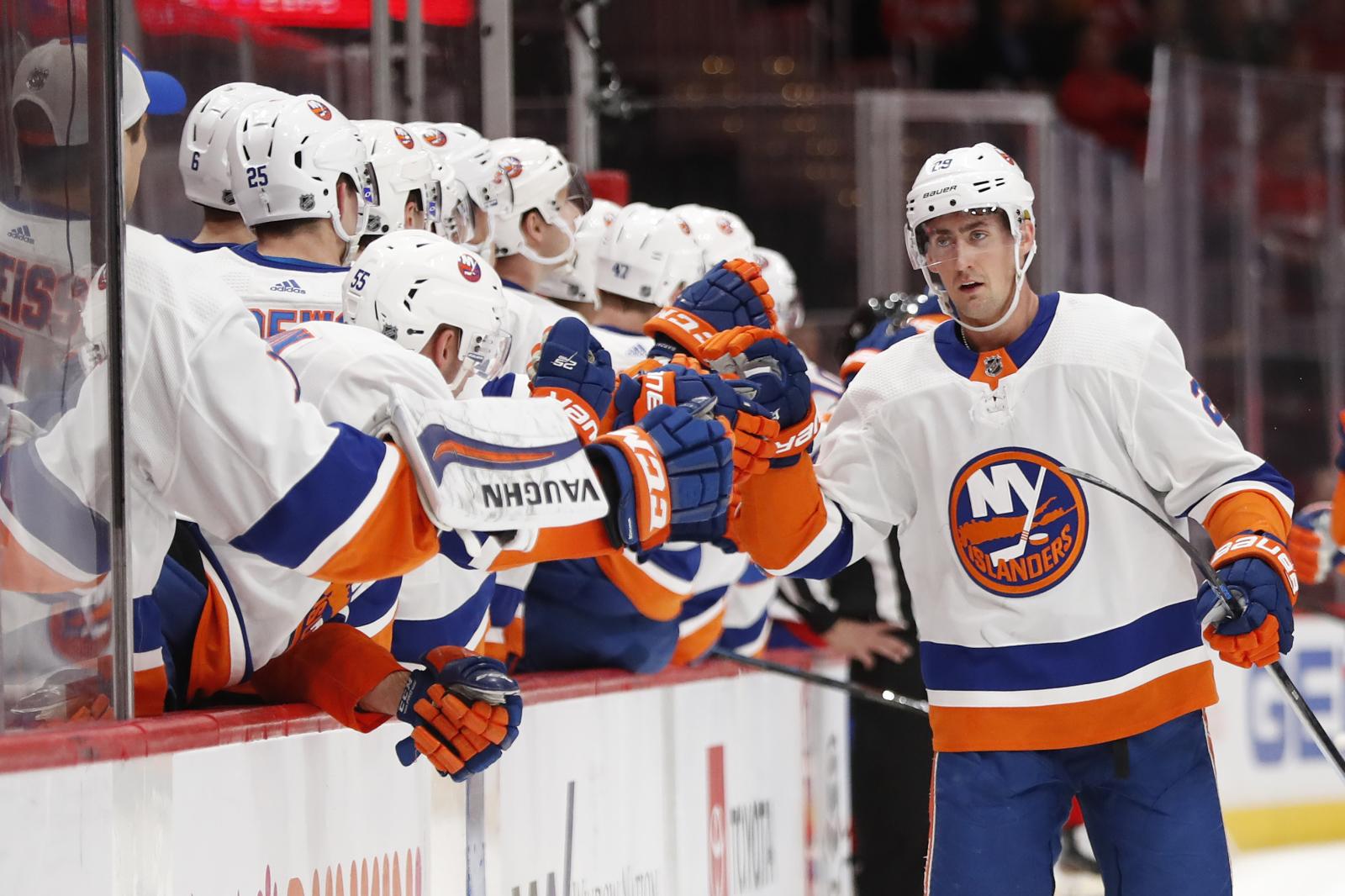New York Islanders: Just How Good is Brock Nelson?