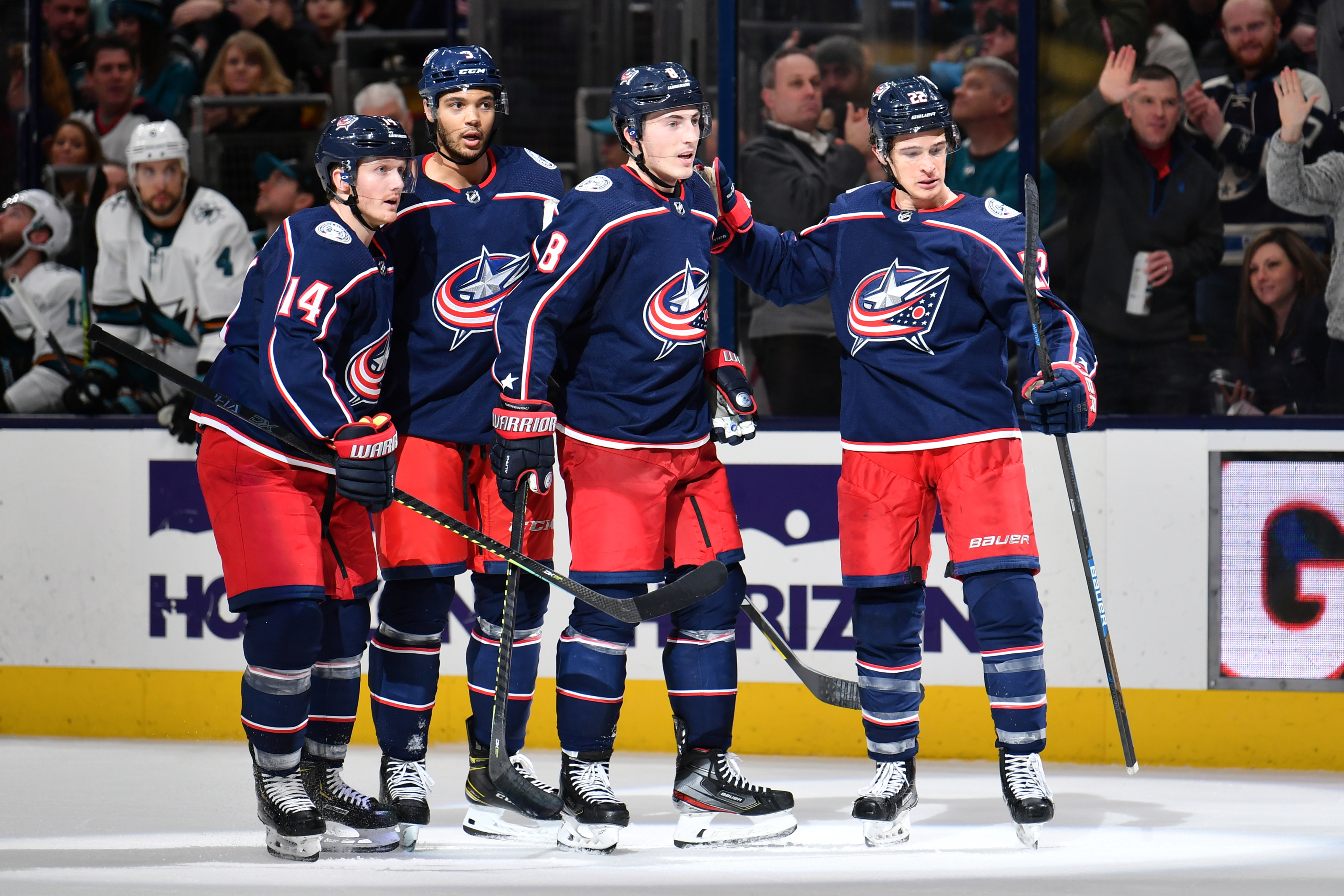 Columbus Blue Jackets: Big names not needed for success