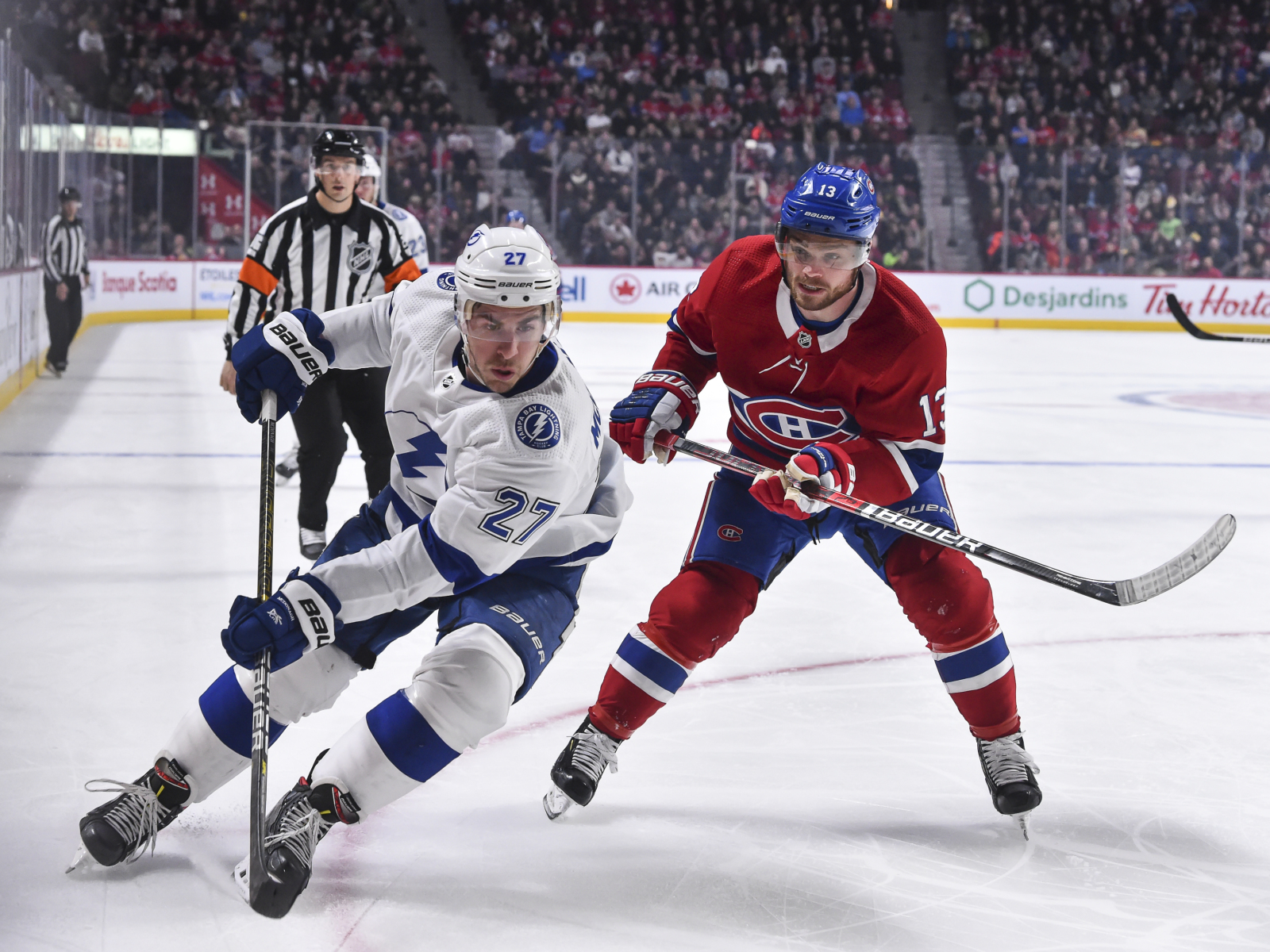 Tampa Bay Lightning and Montreal Canadiens could be trade partners