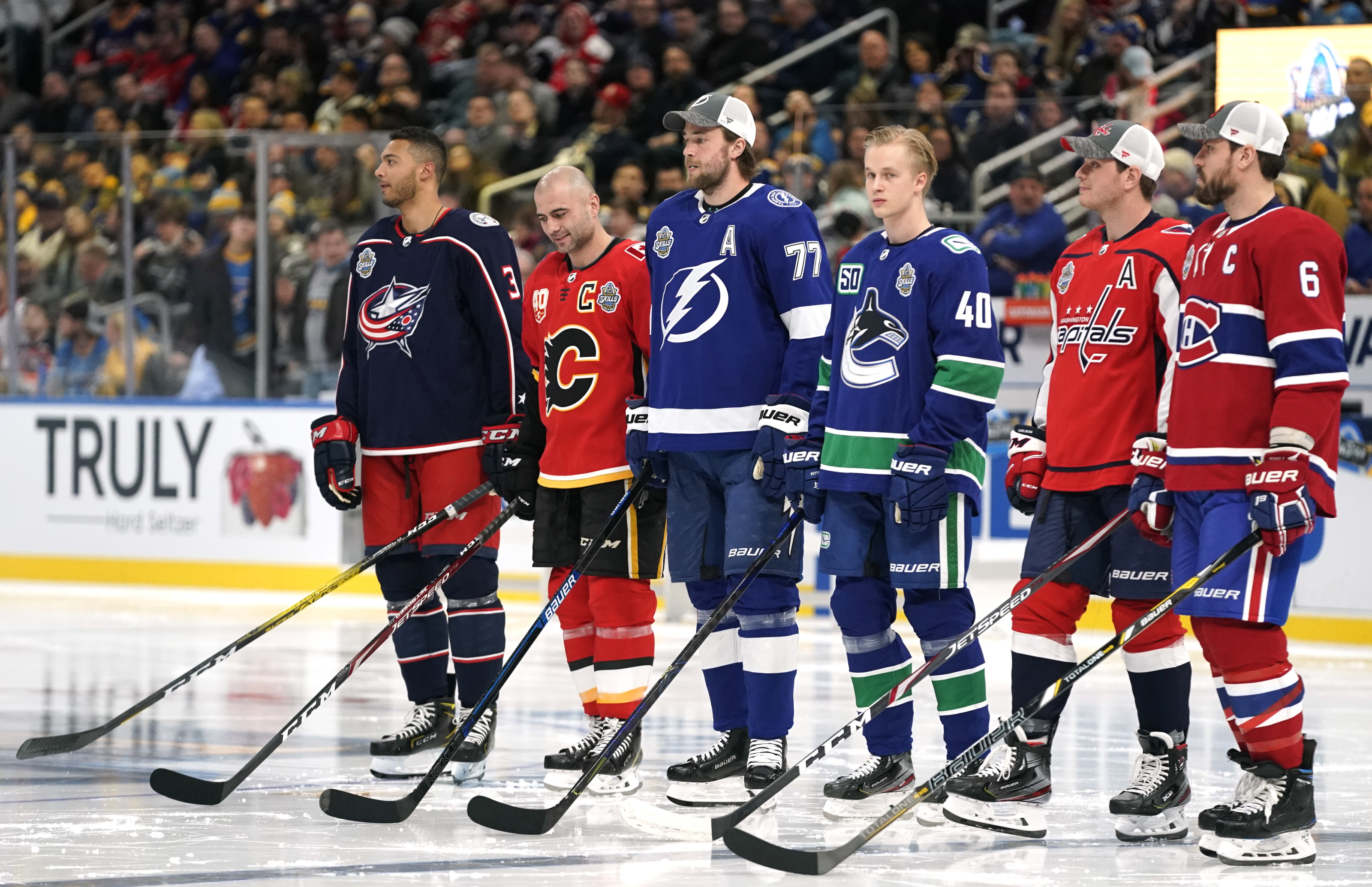2020 NHL All-Star Game: Rosters, TV
