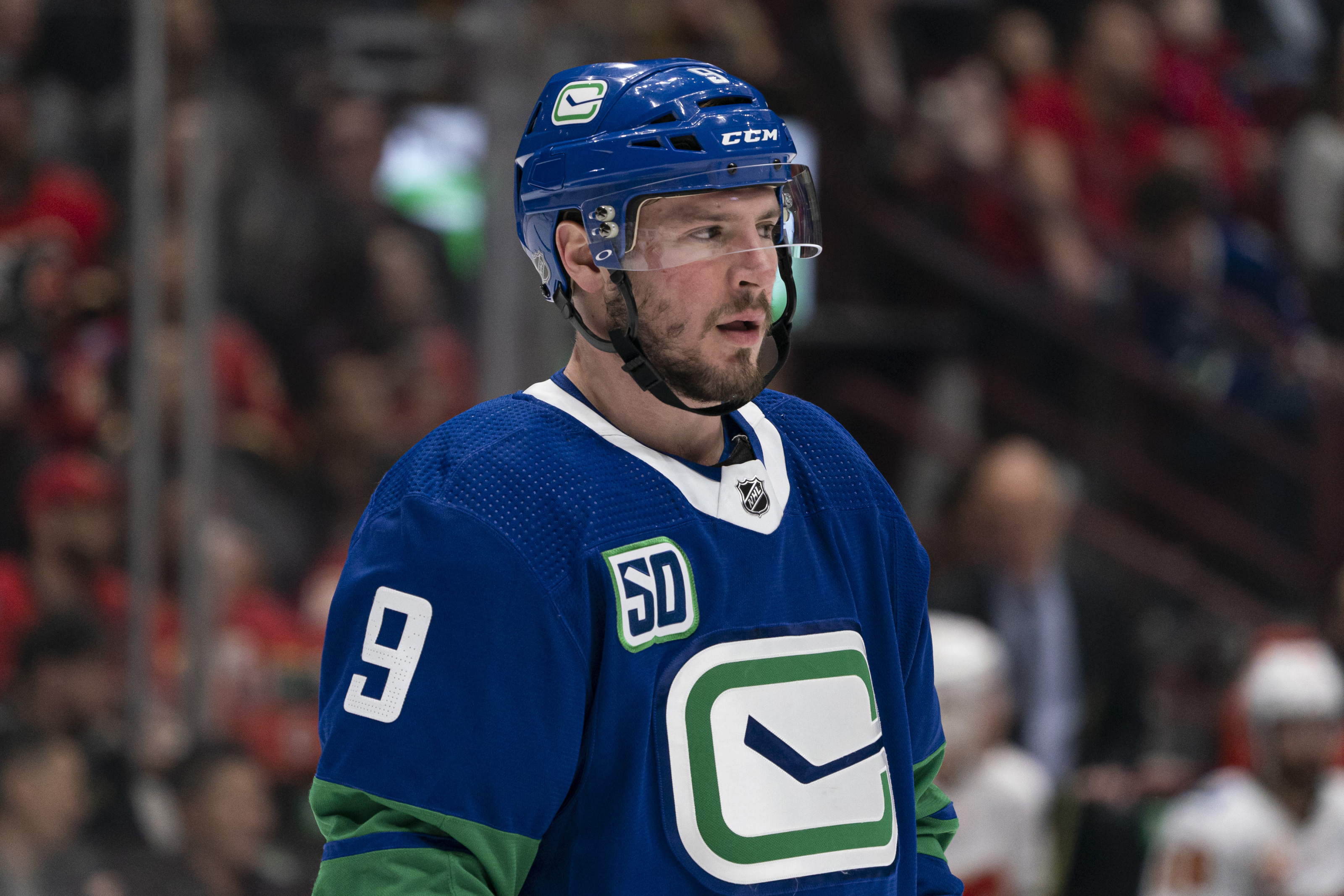 J T Miller Has Leveled Up With The Vancouver Canucks