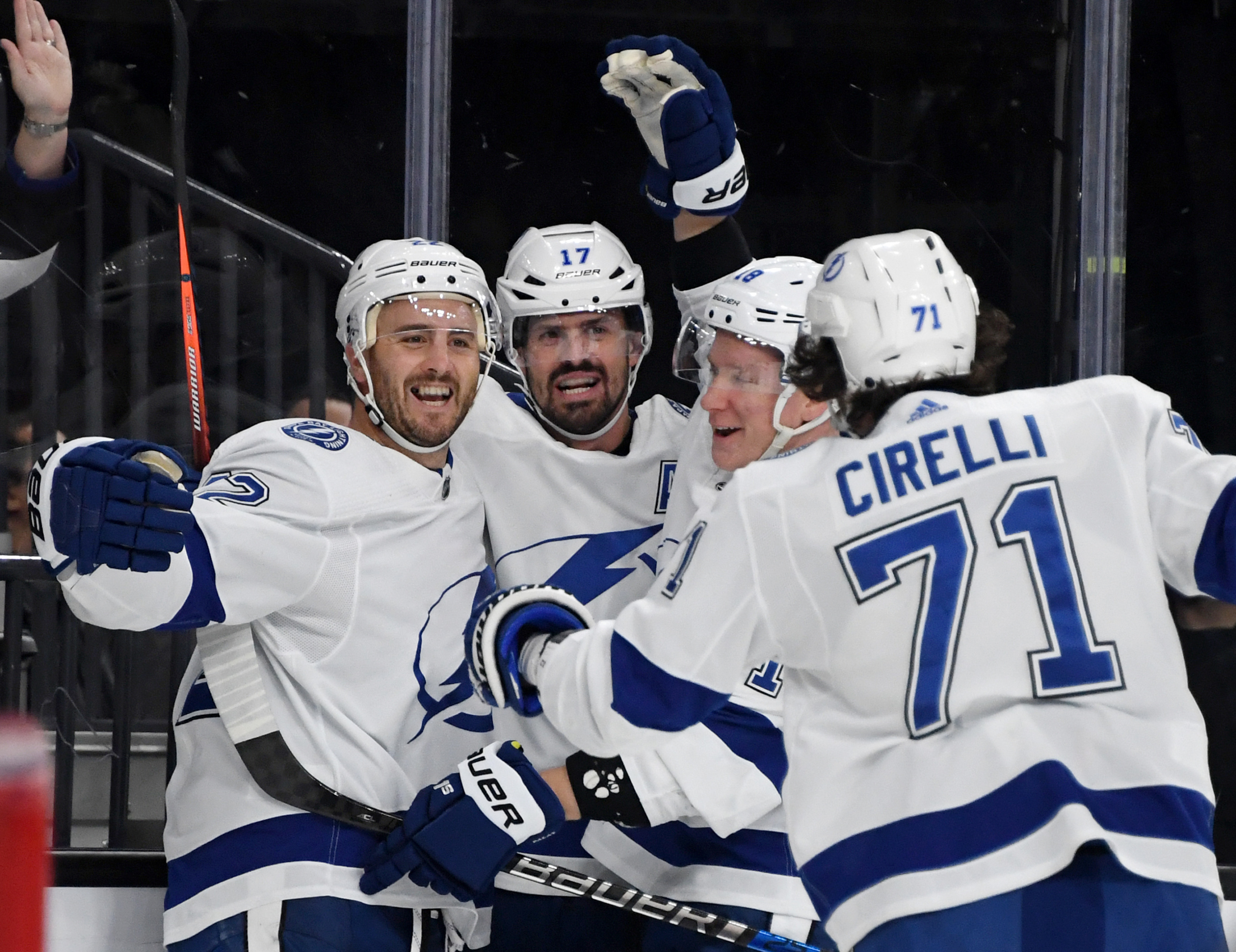 Tampa Bay Lightning: Some positives during this dark time