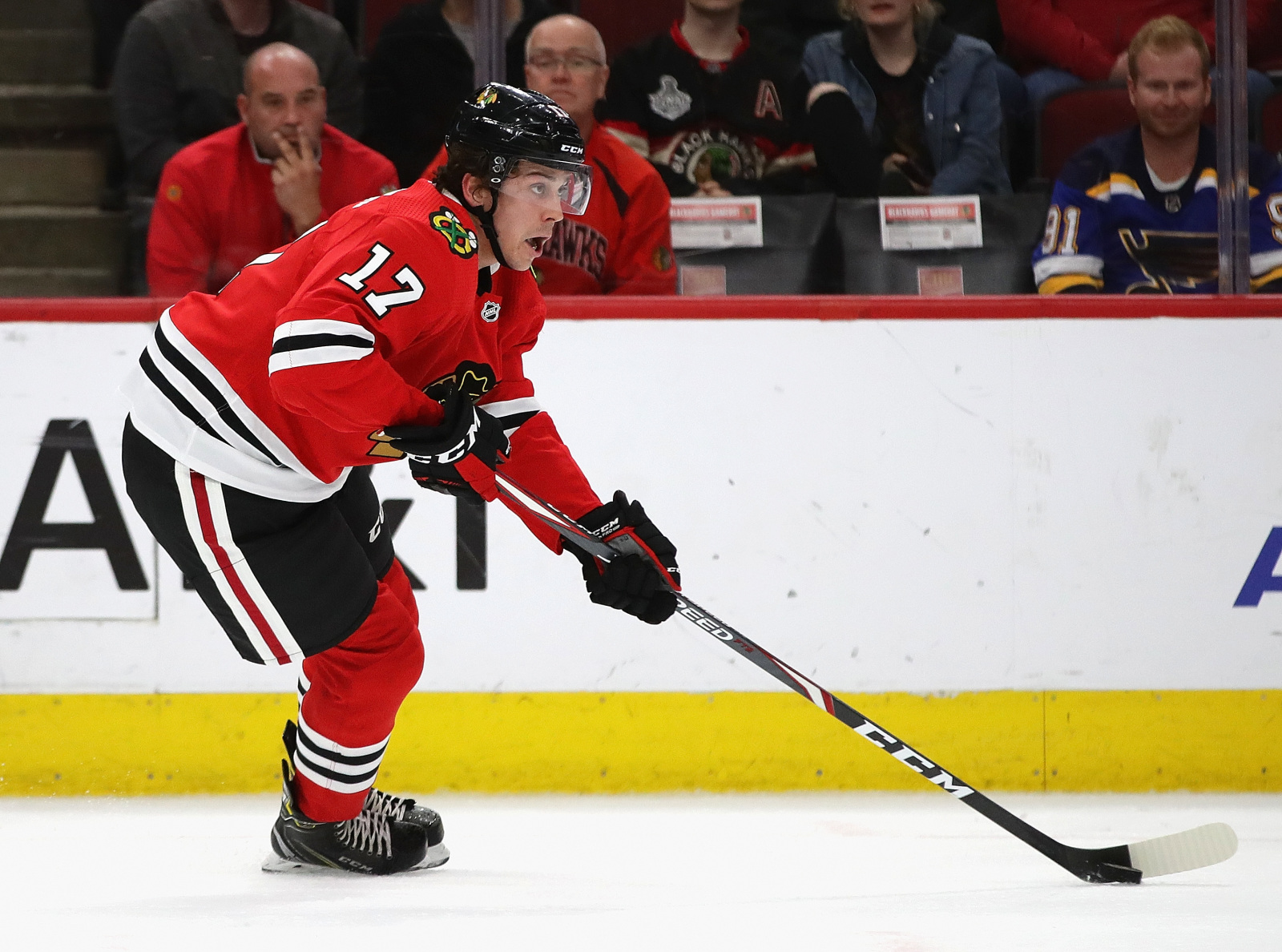 Chicago Blackhawks: Trading Dylan Strome would be an awful move