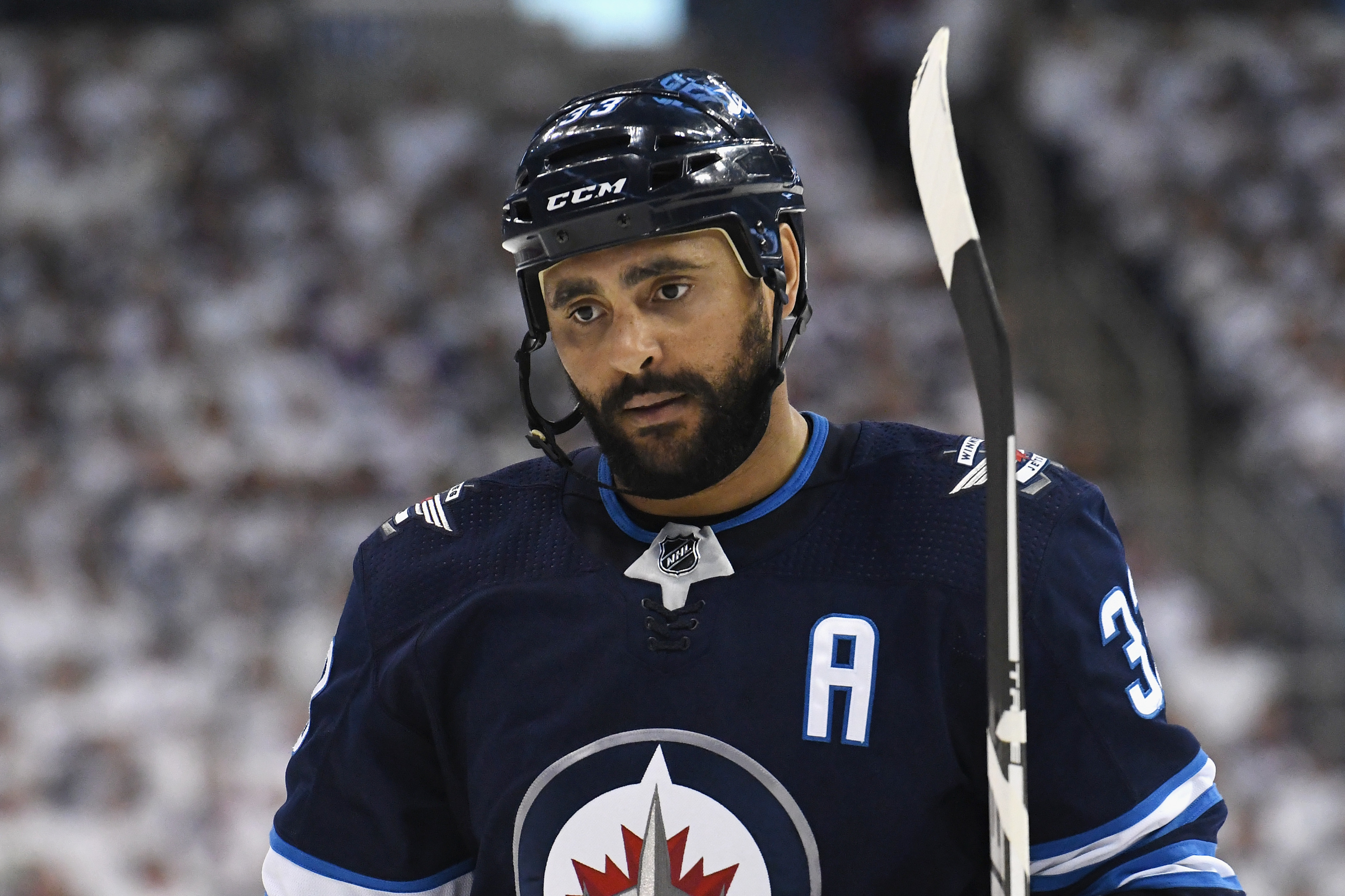 Winnipeg Jets Dustin Byfuglien Is The Most Interesting Trade Target