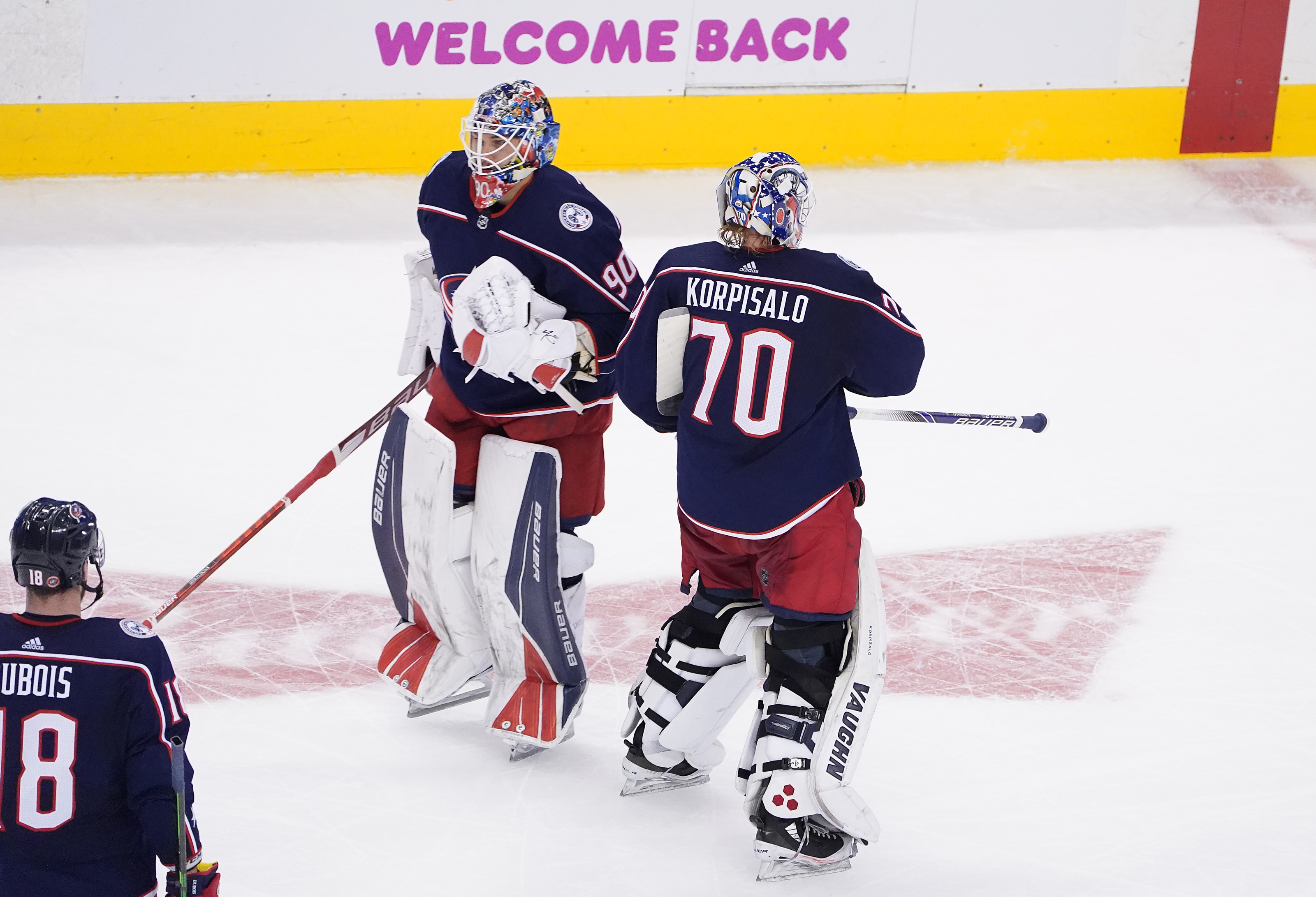 Nhl Trade Rumors Columbus Blue Jackets Open To Moving A Goaltender