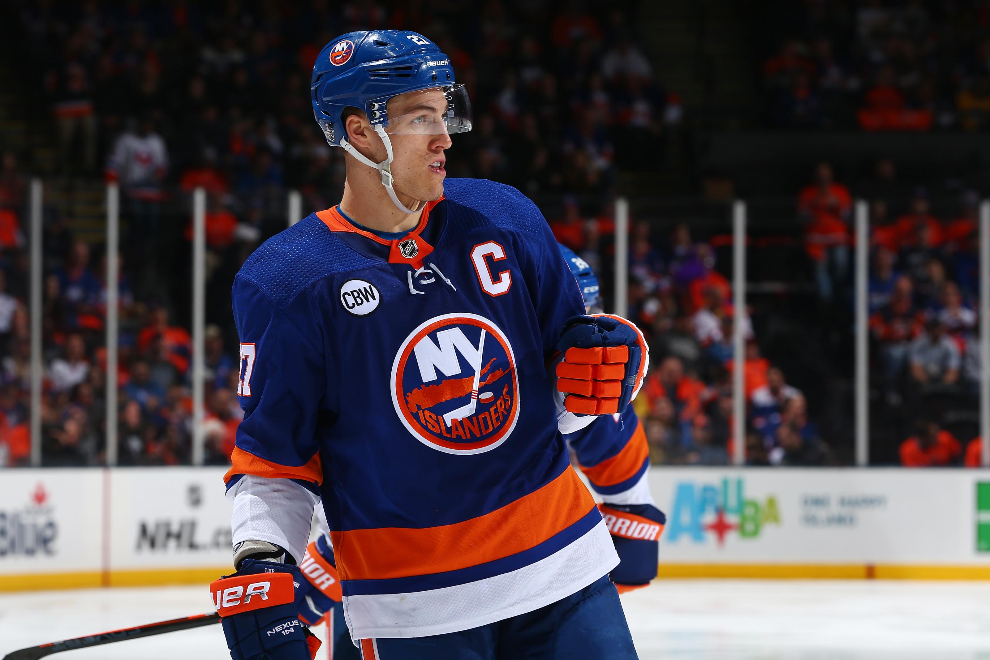 Anders Lee New York Islanders Player Swingman Jersey