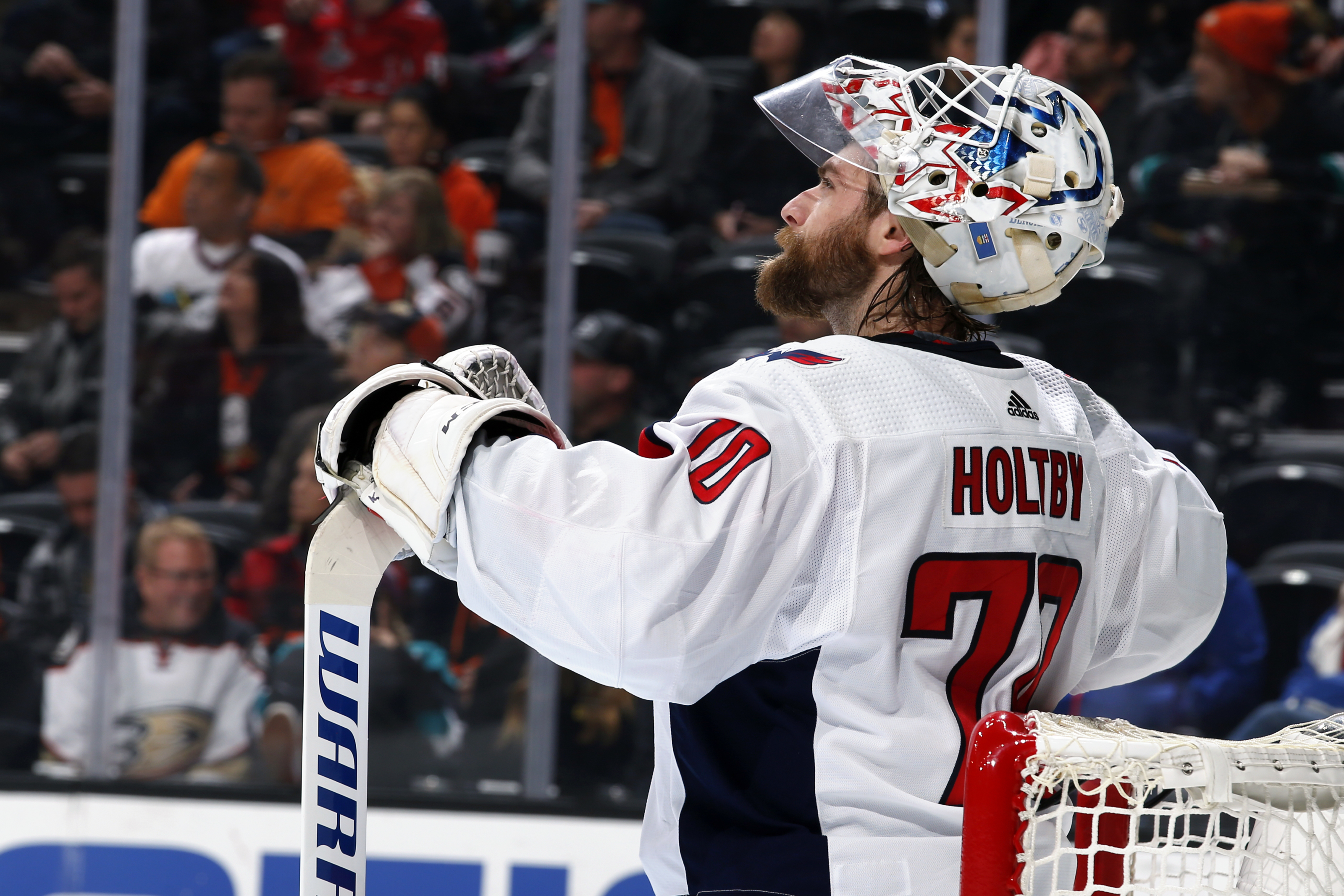 Washington Capitals Backstrom Deal Marks End Of Braden Holtby Era