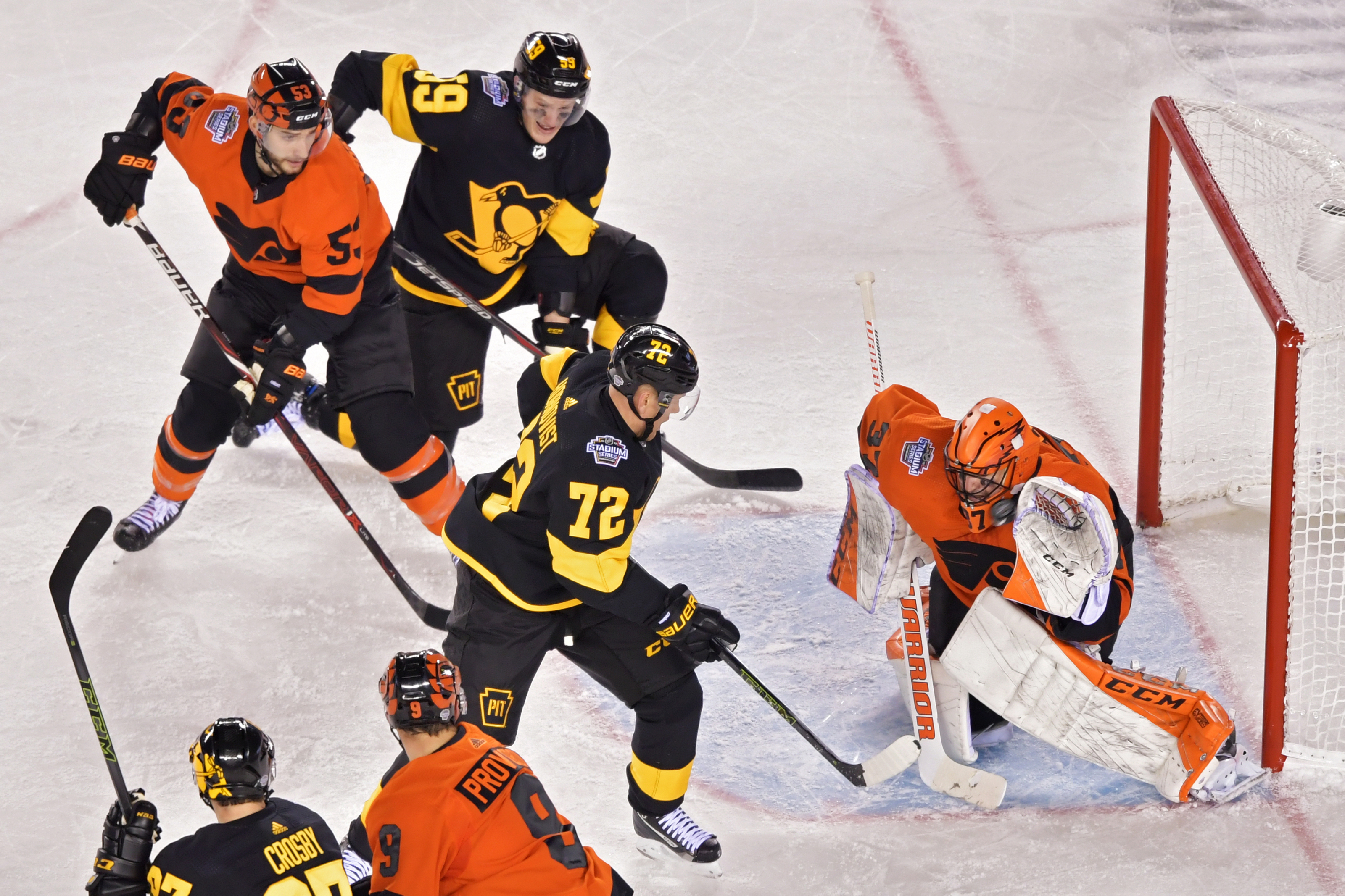 Pittsburgh Penguins Vs Philadelphia Flyers Start Time Live Stream Tv Info