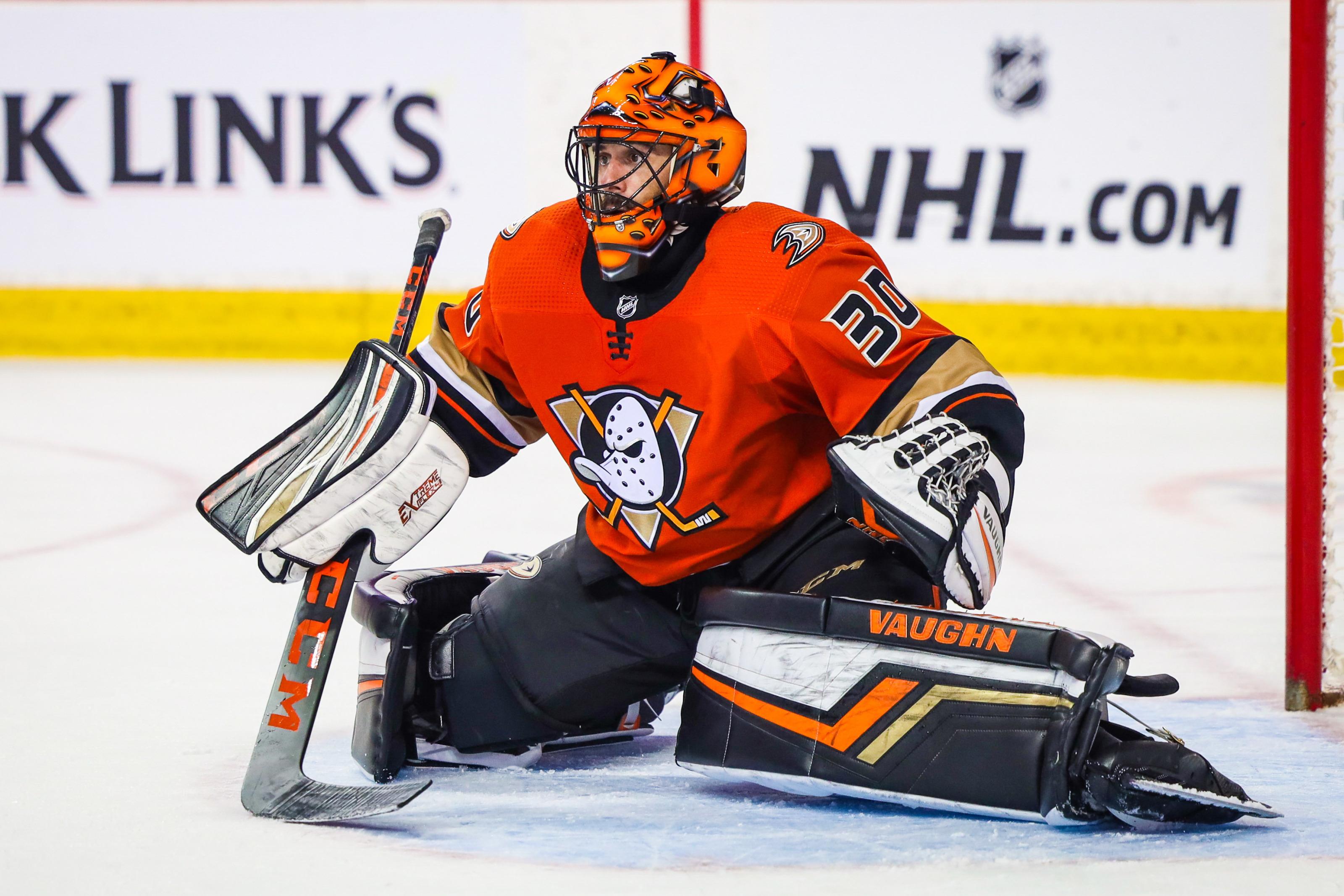 Anaheim Ducks: Ryan Miller's unretirement is an early Christmas ...