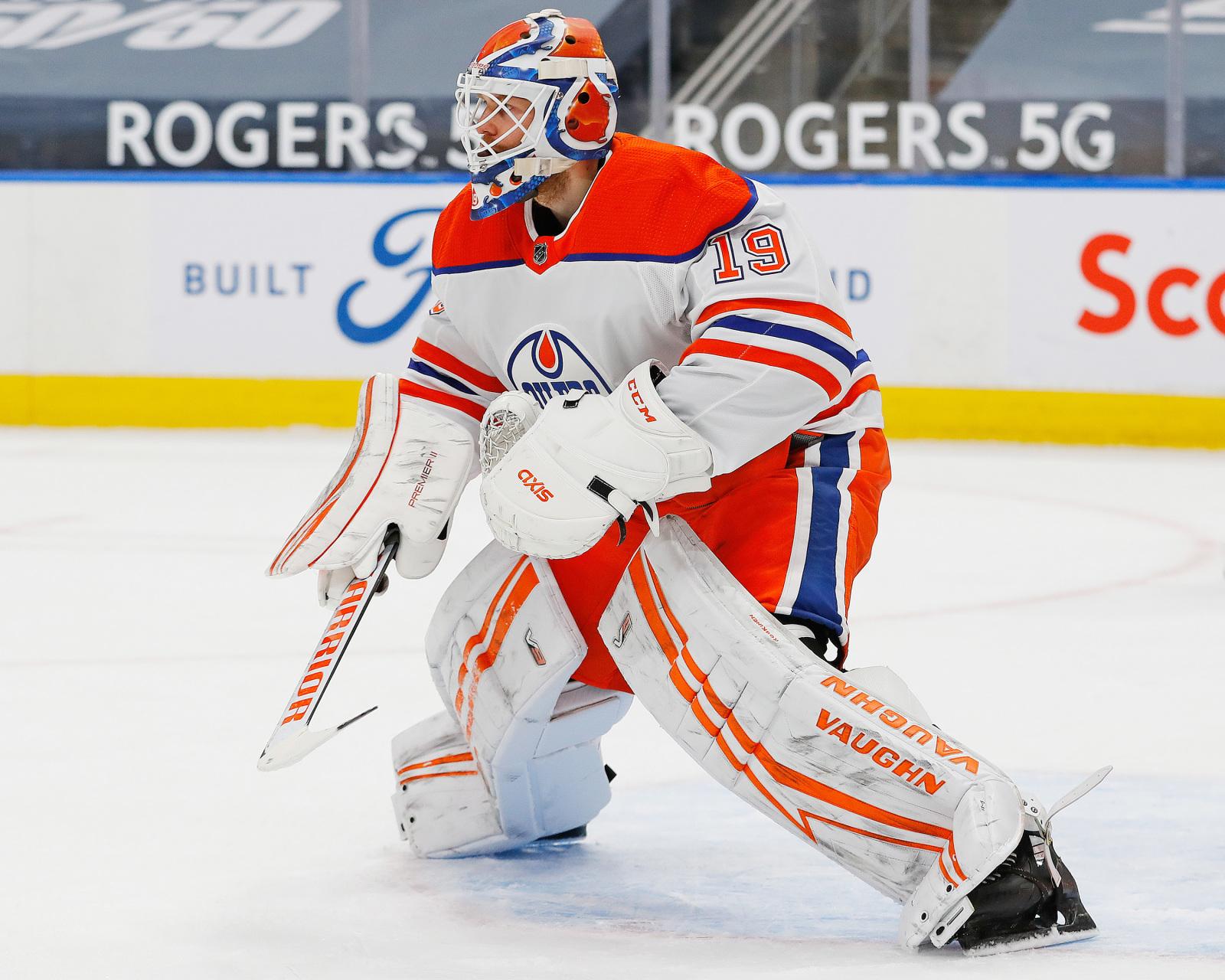 Measuring Fatigue on Edmonton Oilers Goaltender Mikko Koskinen