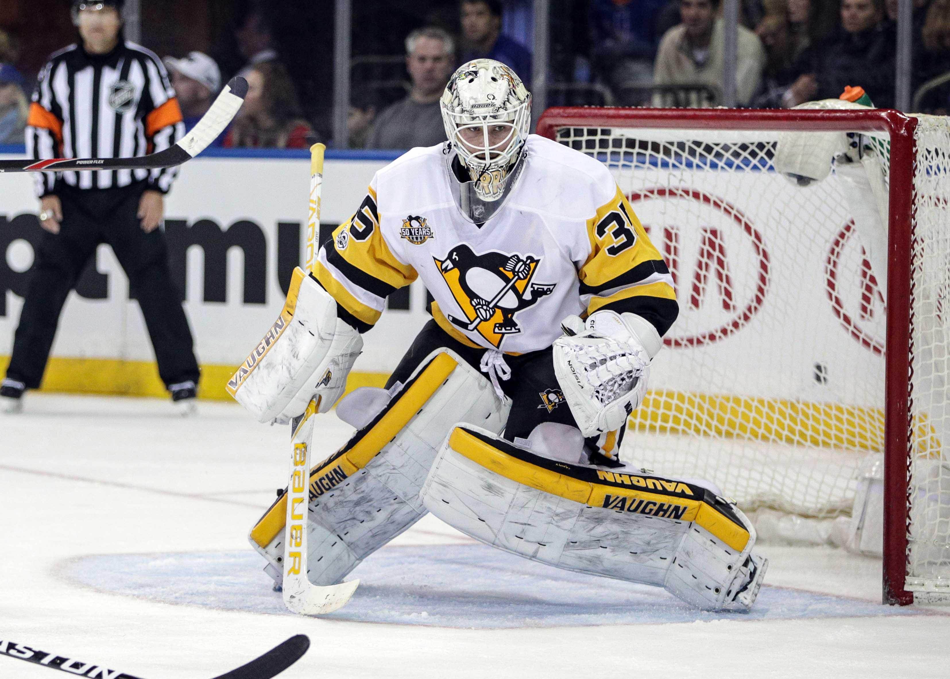 NHL Playoffs: Pittsburgh Penguins vs Columbus Blue Jackets ...