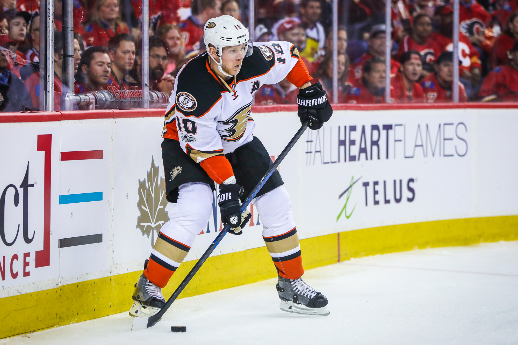 Anaheim Ducks: Corey Perry Needs to be Better in Game 3