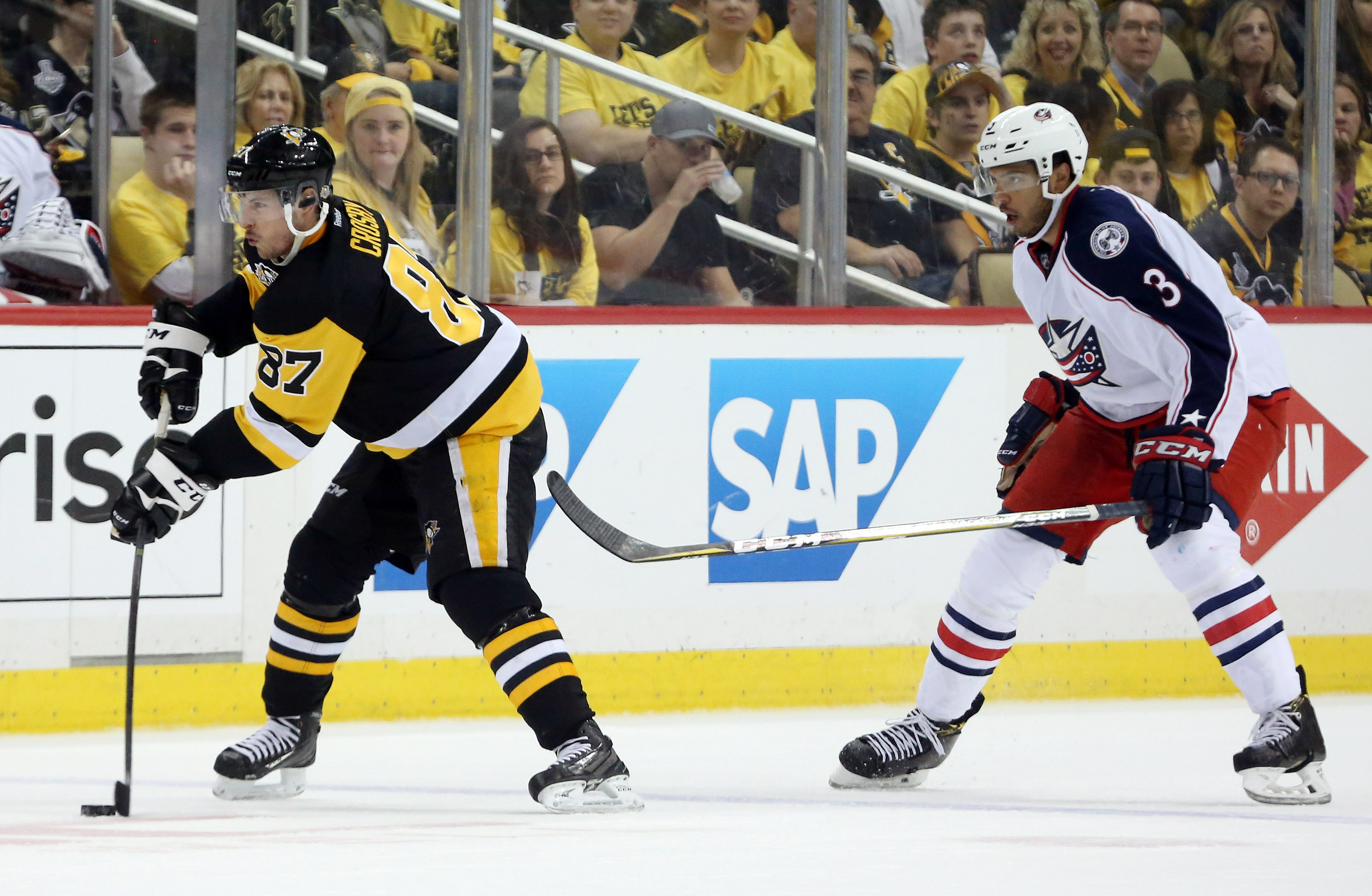 2017 Stanley Cup Playoffs: What Columbus Blue Jackets Did Wrong