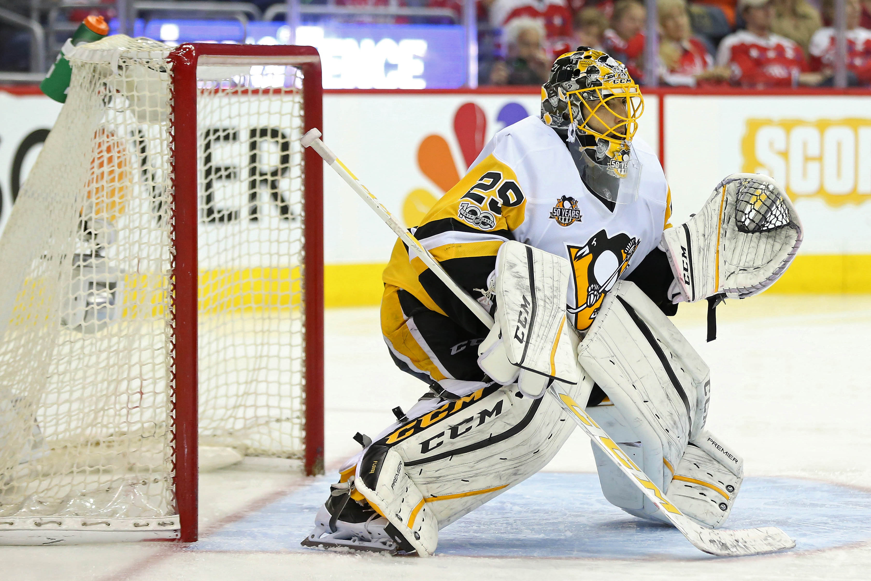 2017 stanley cup playoffs marcandre fleury penguins