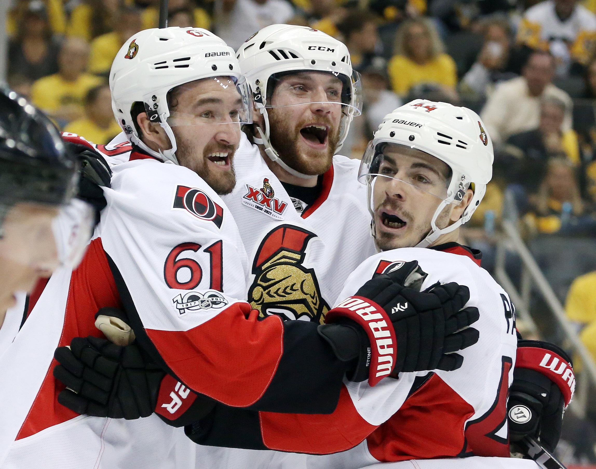 2017 Stanley Cup Playoffs: Ottawa Senators Keys to Success