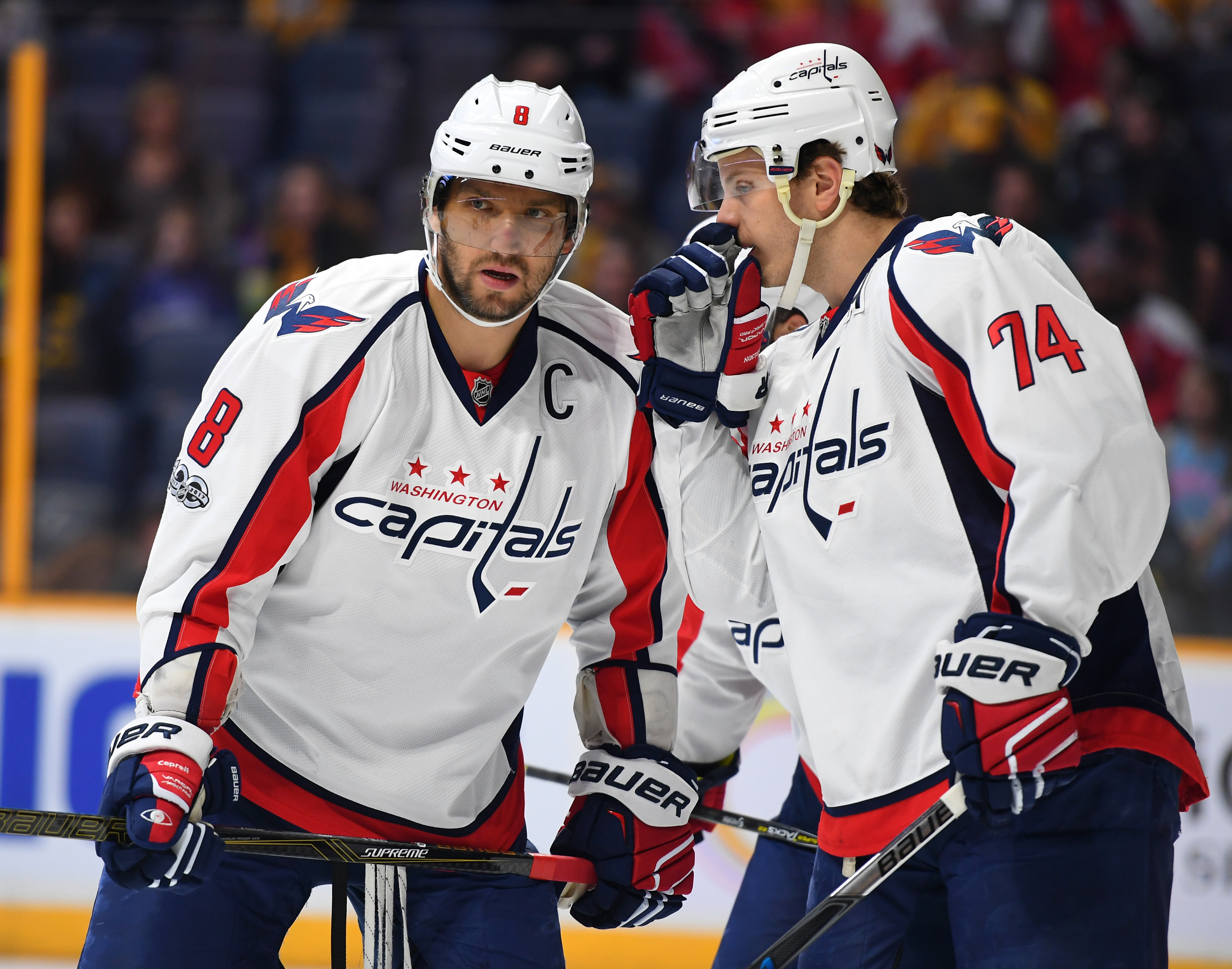 47b7957527d8 Washington Capitals Go All In With Kevin Shattenkirk Acquisition