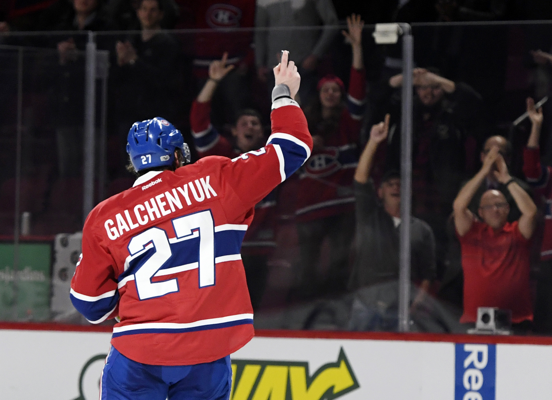 NHL Trade Rumor: Canadiens and Avalanche Should Trade Centers