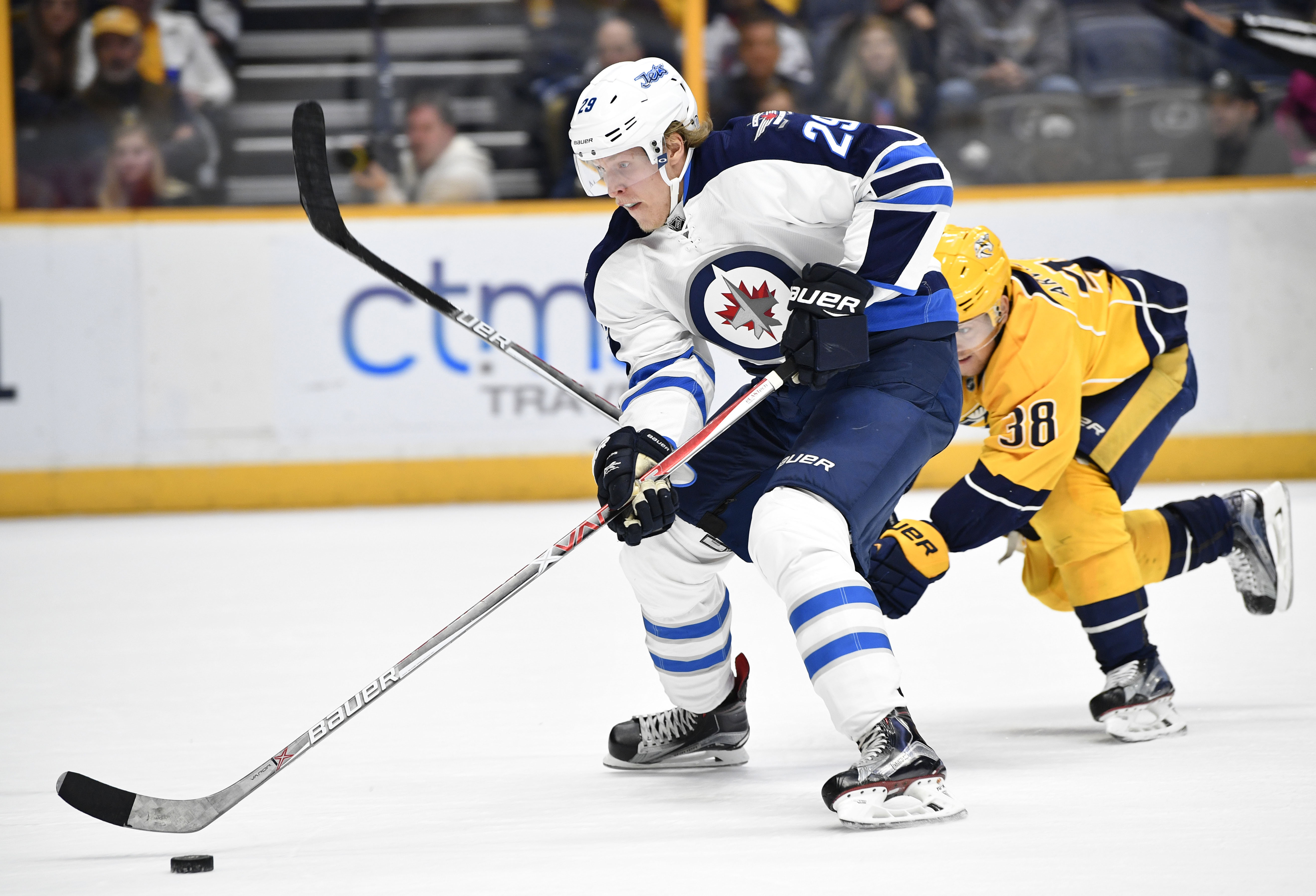 cheap for discount dd8af 2319e Winnipeg Jets: What Went Wrong During 2016-17 NHL Season