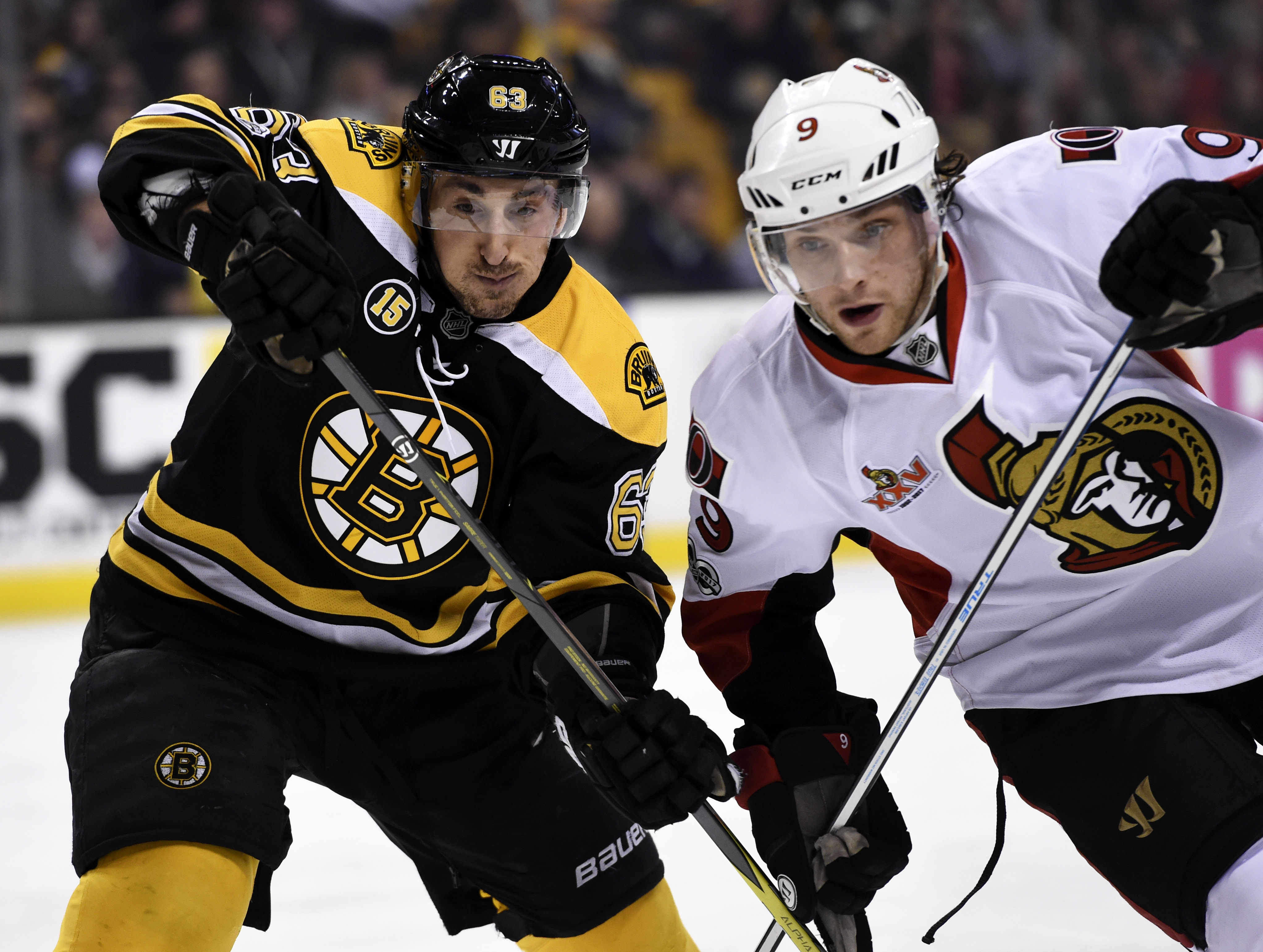 low priced 84f08 ce8dd NHL Playoffs: Ottawa Senators vs. Boston Bruins Prediction.